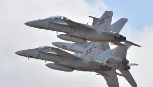 طائرات بلا طيار تعاود قصفها على مواقع للقاعدة في مديرية الصعيد بشبوة
