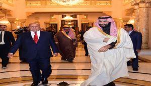 لقاء مرتقب في الرياض يجمع الرئيس هادي بولي ولي العهد السعودي وولي عهد أبوظبي