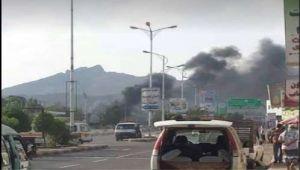 مقتل داعية سلفي خلال تفجير انتحاري في مبنى البحث الجنائي بعدن