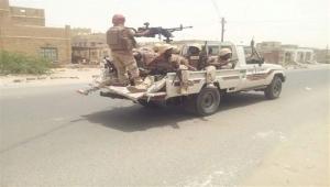 مقتل وإصابة 5 جنود من قوات الحزام الأمني بأبين