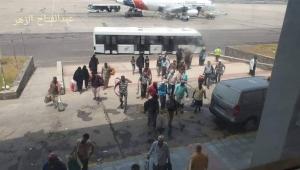 عودة الرحلات لليمن من بلدان موبوءة يثير القلق من انتشار الوباء في اليمن