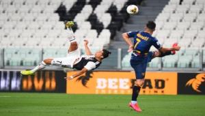 """""""بي إن سبورتس"""" تستأنف بث الدوري الإيطالي.. رونالدو يتألق ويوفنتوس يعزز صدارته للكالتشيو"""