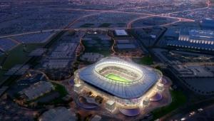 استعدادات قطر لمونديال 2022.. مشروع ملعب الريان يسجل إنجازا جديدا
