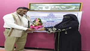 باحثة يمنية تحصل على الدكتوراه في الهند عن أثر الموبايل في الإنجاز