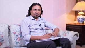 """رشاد السامعي في حوار مع """"الموقع بوست"""": كنت أهتم بالكاريكاتير الاجتماعي والحرب فرضت السياسي"""