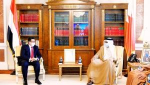 """""""الزياني"""" يشدد على ضرورة الحفاظ على سلامة الملاحة الدولية في البحر الأحمر"""