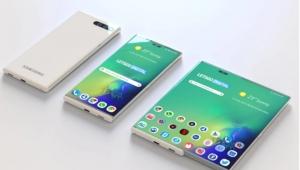 برقيات تقنية.. هاتف سامسونغ القابل للف ولكزس أخيرا تقتنع بالسيارات الكهربائية