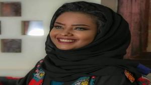 """عارضة الأزياء """"انتصار الحمادي"""" تمثل أمام نيابة غرب صنعاء"""