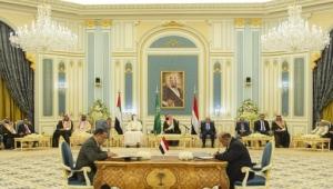 فريق الحكومة في اتفاق الرياض يتهم الانتقالي بالتنصل والاستمرار بالتصعيد ومفاقمة الوضع