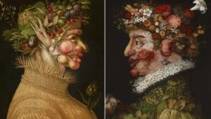 غيسيبي أرسيمبولدو.. الرسام الذي حوّل البشر لخضروات وفاكهة