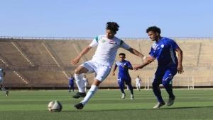 هلال الحديدة يفوز بثلاثة أهداف لهدف على اليرموك في منافسات الدوري اليمني