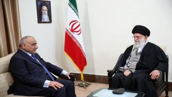 تظاهرات العراق تقلق إيران: