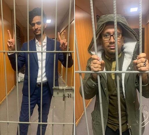 تنديد يمني بعد سجن طالبين في موسكو بتوجيه من السفير (رصد)
