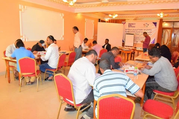 دورة للصحافيين في سيئون حول ترشيد الخطاب الإعلامي