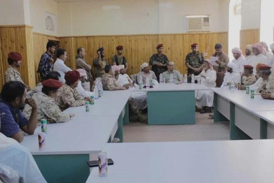 الميسري: اليمن يمر على أعتاب مرحلة جديدة في إطار بناء اليمن الاتحادي