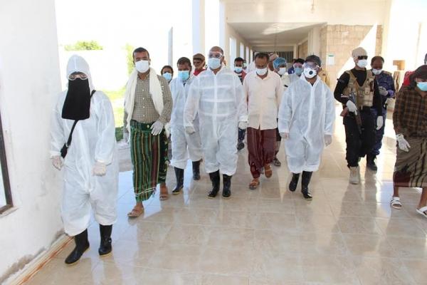 تماثُل أربع حالات مصابة بكورونا للشفاء بحضرموت
