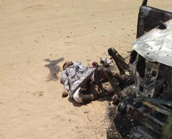 مقتل خلية حوثية تعمل على صناعة المتفجرات والطائرات المسيرة في مأرب