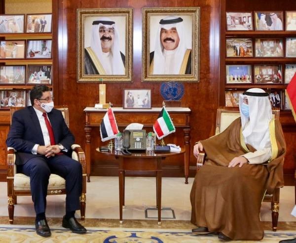 الكويت تؤكد استعدادها لتقديم الدعم اللازم لليمن في مختلف القطاعات