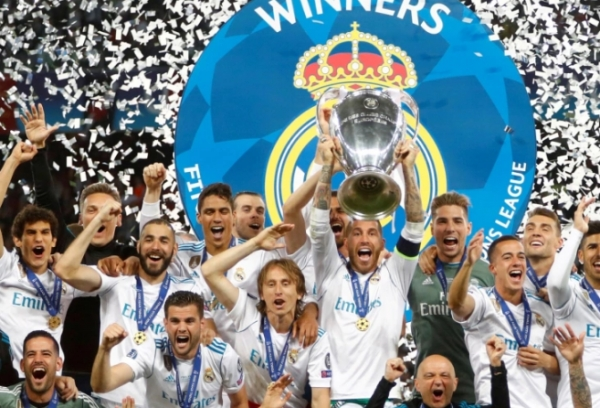 رونالدو وريال مدريد يسيطران عليها.. الأرقام القياسية في نصف نهائي دوري الأبطال