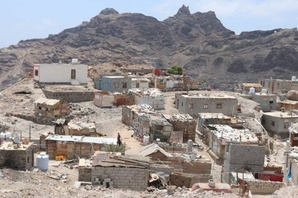 مليشيا الإنتقالي تهدم منازل وتهجر مواطنين في منطقتي