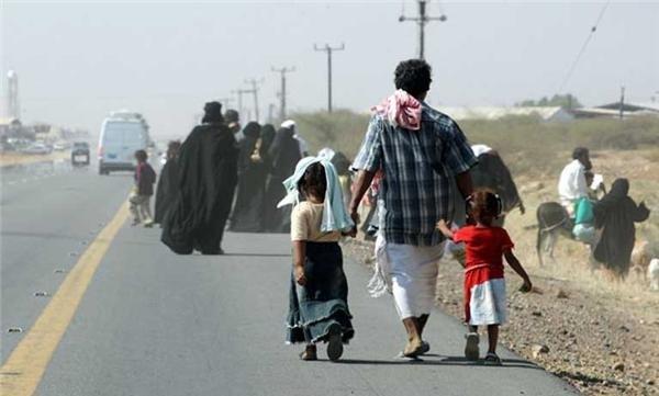 الأمم المتحدة: نزوح 10 آلاف شخص خلال الشهر الماضي إثر تصاعد القتال جنوبي مأرب