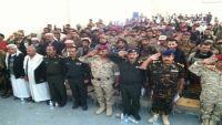 ناطق مقاومة إب يكشف دوافع وكيفية تشكيل المجلس العسكري في المحافظة