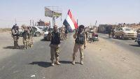 الجيش الوطني يفرض سيطرته على مفرق الجوف ويؤمن الطريق من المفرق إلى فرضة نهم