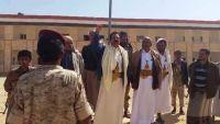 تأهيل وحدات أمنية في محافظة الجوف بعد تحريرها من المليشيات