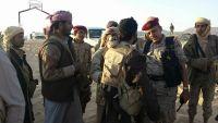 الجيش والمقاومة يسيطران على موقع شمال الجوف وقائد المنطقة السادسة يزور معسكر الخنجر (صور)