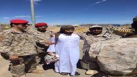 انباء عن زيارة وفد من مشائخ صعدة للسعودية (فيديو)