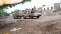 مسلحون مجهولون يفشلون في استهداف حاجز أمني بحوطة لحج