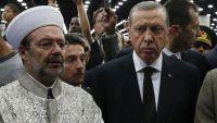 أردوغان يغضب ويقطع مشاركته بمراسم تأبين محمد علي كلاي