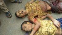 حجة: معارك طاحنة في حرض وعشرات القتلى والجرحى من الحوثيين