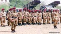 صعدة: الحوثيون ينظمون دورات فكرية لضباط وأفراد ألوية الجيش بمشاركة خبراء من ايران و حزب الله