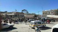 ذمار : منازل قيادات مليشيا الحوثي تتحول إلى أماكن تجمعات لعناصر المليشيا الذين يتم إرسالهم للجبهات