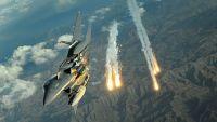 غارات مكثفة لطيران التحالف العربي على عدد من المناطق بمحافظة صعدة