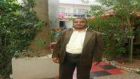 استشهاد الصحفي مبارك العبادي رئيس دائرة الإعلام بإصلاح الجوف أثناء تغطيته للمعارك