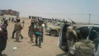 لحج : اشتباكات متقطعة بين قوات من الحزام الأمني ومسلحين قبليون في يافع