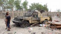 طيران التحالف يدمر طقم للحوثيين بمحافظة الجوف