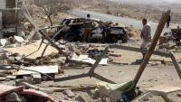 مقتل 5 جنود وإصابة 12 آخرين بتفجير انتحاري استهدف مركز شرطة بأبين