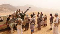 الجوف:المقاومة تسيطر على مواقع عسكرية هامة في خب الشعف كانت تحت قبضة المليشيات