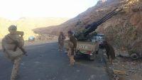 متحدث: الجيش والمقاومة يحرران التبة البيضاء في نهم ويكبدون المليشيات خسائر كبيرة