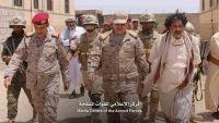 رئيس هيئة الأركان يتفقد جاهزية قوات الجيش والمنطقة العسكرية السادسة بالجوف