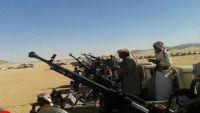 الجوف : الجيش الوطني يستعيد عددا من المواقع العسكرية في المتون