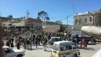 المليشيا تواصل إرسال مزيد من المقاتلين من ذمار إلى الجبهات وتستحدث معسكرات جديدة بالمحافظة (تقرير)