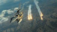 ذمار : طيران التحالف العربي يستهدف مواقع للحوثيين في مديرية عتمة