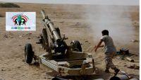 مقتل قائد المليشيات في محور حرض بقصف مدفعي للجيش والتحالف بحجة