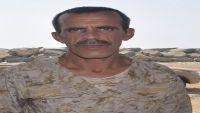 استشهاد قيادي بارز في الجيش الوطني بمحافظة حجة