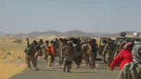 صعدة: معارك عنيفة بجبهة البقع ومدفعية الجيش تدك أهداف وآليات للحوثيين وقوات صالح