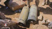 فرق تابعة للجيش تواصل نزع الالغام بمنطقة الشعف في الجوف